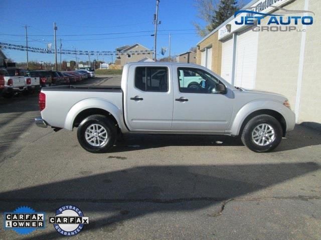 2016 Nissan Frontier 4x4 SV 4dr Crew Cab 5 ft. SB Pickup 5A - Cambridge OH