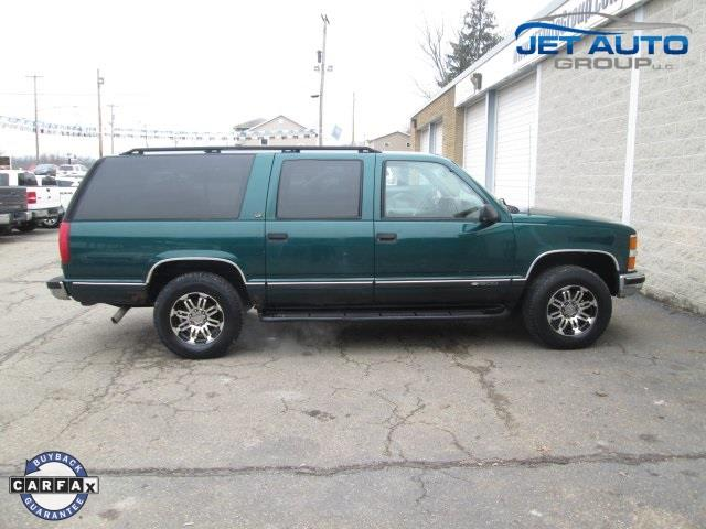 1997 Chevrolet Suburban 4dr K1500 4WD SUV - Cambridge OH