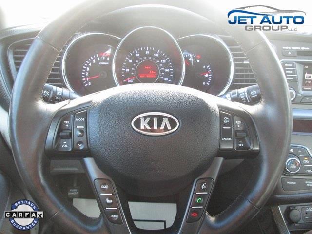 2012 Kia Optima EX Turbo 4dr Sedan - Cambridge OH