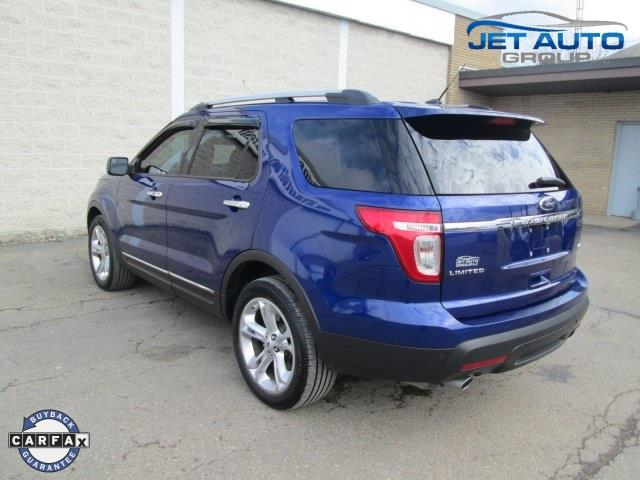 2014 Ford Explorer AWD Limited 4dr SUV - Cambridge OH