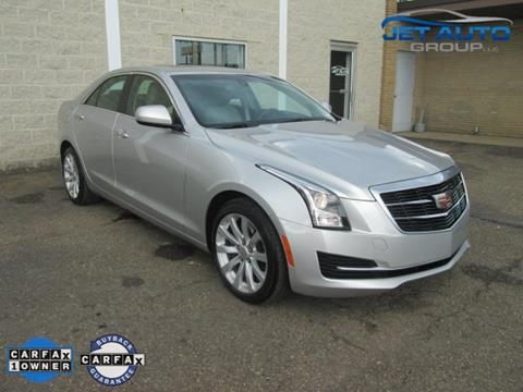 2017 Cadillac ATS for sale in Cambridge, OH