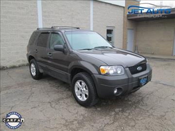 2007 Ford Escape