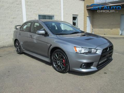 2015 Mitsubishi Lancer Evolution For Sale In Cambridge, OH