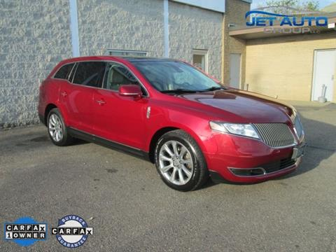 2013 Lincoln MKT for sale in Cambridge, OH