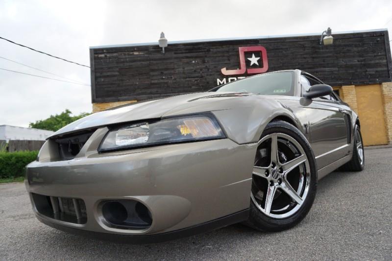 2003 ford mustang svt cobra for sale in grand rapids mi for Jd motors austin tx