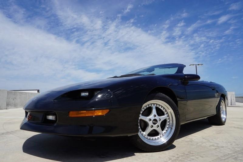 Used 1995 Chevrolet Camaro For Sale In Austin Tx