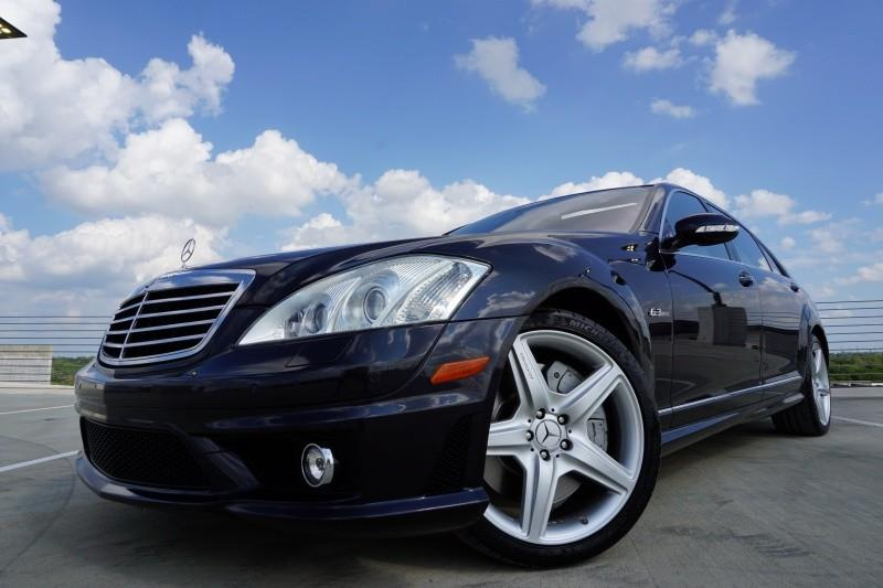 Used 2008 mercedes benz s class for sale in texas for Used mercedes benz s550 for sale in houston tx