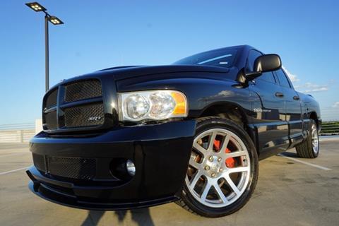 2005 Dodge Ram Pickup 1500 SRT-10 for sale in Austin, TX