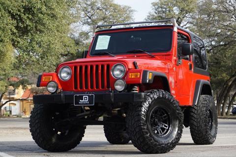 2006 Jeep Wrangler For Sale In Austin TX