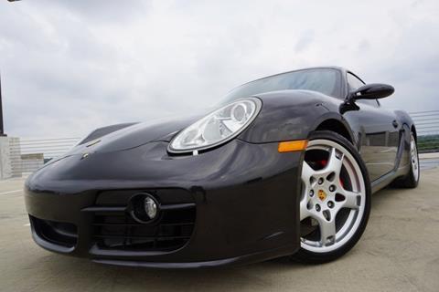 2007 Porsche Cayman for sale in Austin, TX