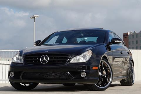 2007 Mercedes Benz CLS For Sale In Austin, TX