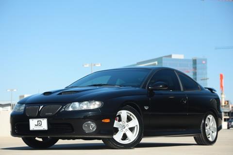2005 Pontiac GTO for sale in Austin, TX