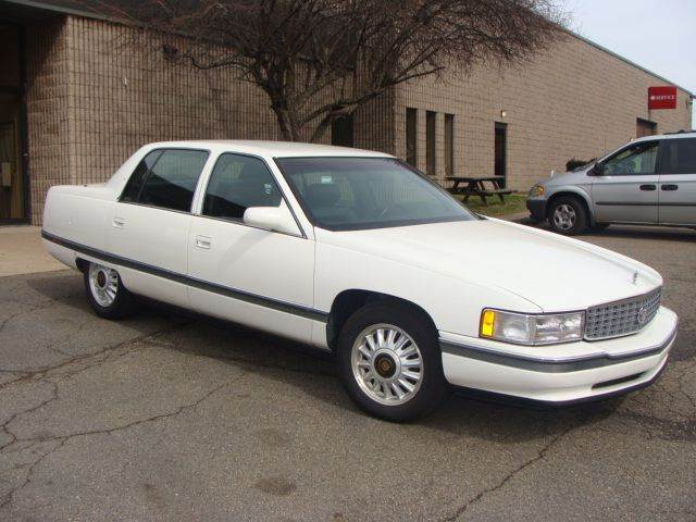 1994 cadillac deville concours 4dr sedan in new kensington pa key automotive. Black Bedroom Furniture Sets. Home Design Ideas