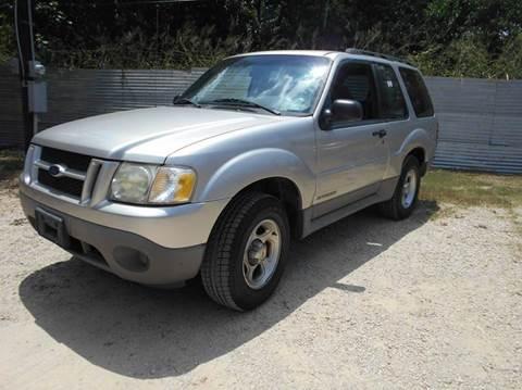 2002 Ford Explorer Sport for sale in San Antonio, TX