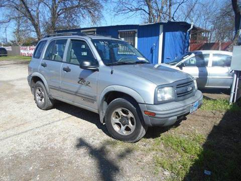 2002 Chevrolet Tracker for sale in San Antonio, TX