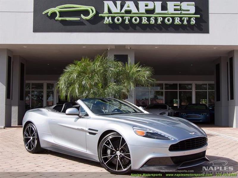 Aston Martin Used Cars For Sale Naples Naples Motorsports - Aston martin naples