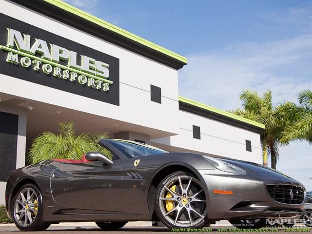 Ferrari for sale in naples fl for Black horse motors naples fl