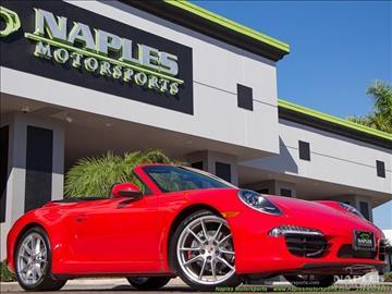 Porsche 911 for sale naples fl for Black horse motors naples fl