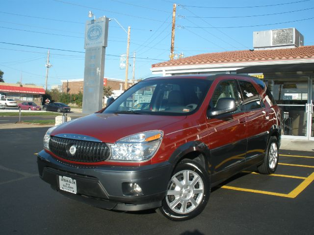 2005 buick rendezvous cxl awd 4dr suv for sale in kansas. Black Bedroom Furniture Sets. Home Design Ideas
