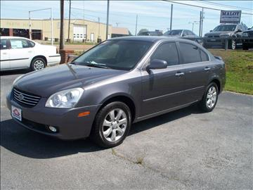2007 Kia Optima for sale in Jasper, AL
