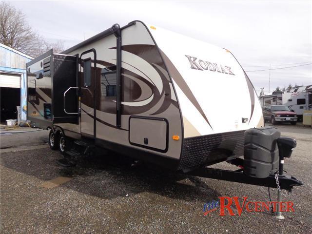 2014 Kodiak 279RBSL Ultimate