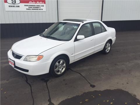2002 Mazda Protege for sale in Ponca, NE