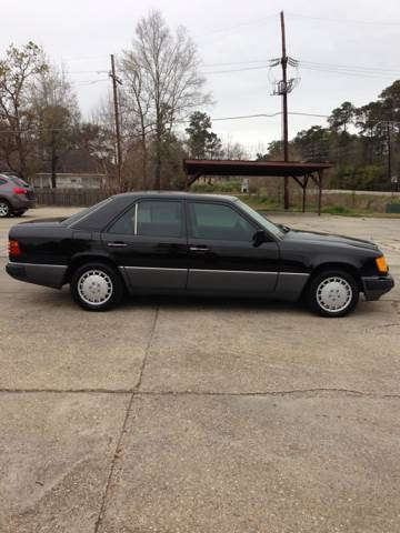 1991 Mercedes-Benz 300 E sedan - Mandeville LA