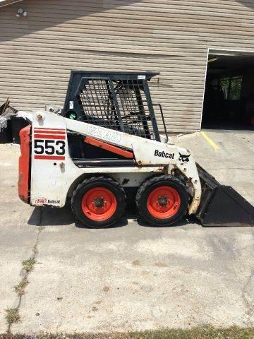 2000 Bobcat 553