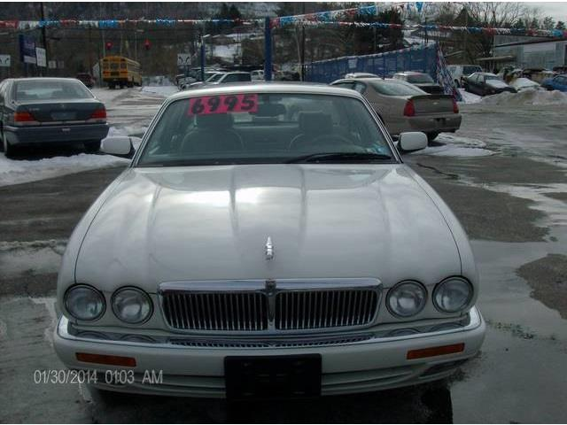 1995 Jaguar XJ-Series