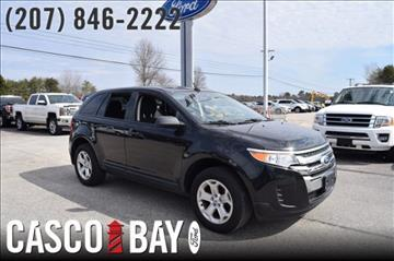 2014 Ford Edge for sale in Yarmouth, ME