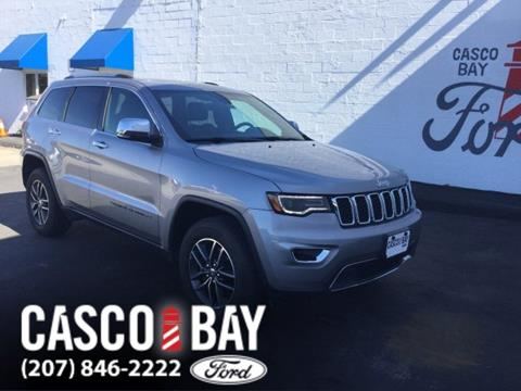 2017 Jeep Grand Cherokee for sale in Yarmouth, ME