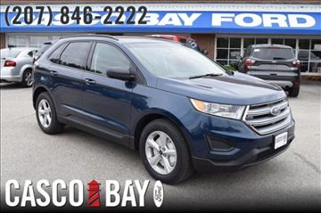 2017 Ford Edge for sale in Yarmouth, ME