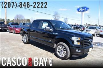 2017 Ford F-150 for sale in Yarmouth, ME