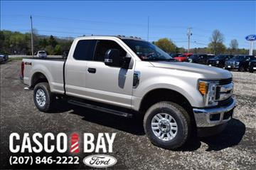 2017 Ford F-250 Super Duty for sale in Yarmouth, ME