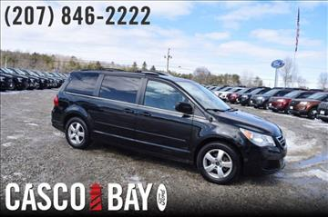 2009 Volkswagen Routan for sale in Yarmouth, ME
