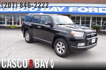 2011 Toyota 4Runner for sale in Yarmouth, ME