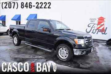 2013 Ford F-150 for sale in Yarmouth, ME