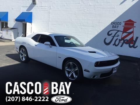 2015 Dodge Challenger for sale in Yarmouth, ME