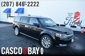 2016 Ford Flex for sale in Yarmouth, ME