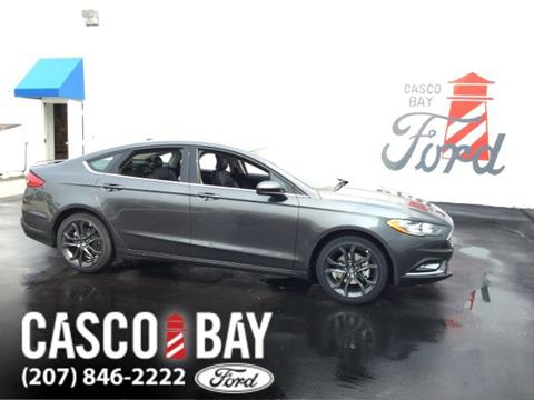 2018 Ford Fusion for sale in Yarmouth, ME