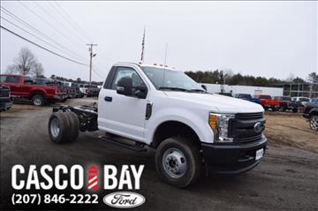 2017 Ford F-350 Super Duty for sale in Yarmouth, ME