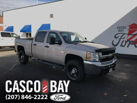 2008 Chevrolet Silverado 2500HD for sale in Yarmouth, ME
