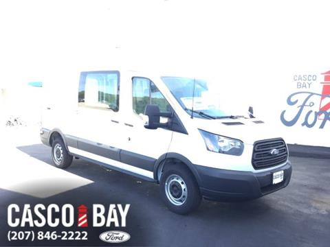 2018 Ford Transit Cargo for sale in Yarmouth, ME
