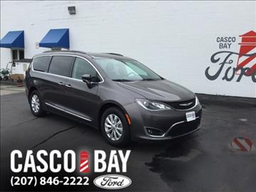 2017 Chrysler Pacifica for sale in Yarmouth, ME