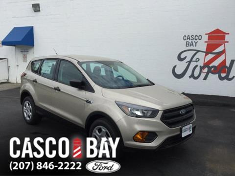 2018 Ford Escape for sale in Yarmouth, ME