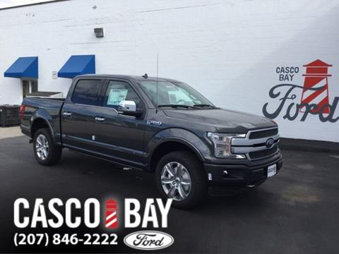 2018 Ford F-150 for sale in Yarmouth, ME