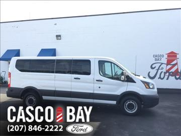 2015 Ford Transit Wagon for sale in Yarmouth, ME