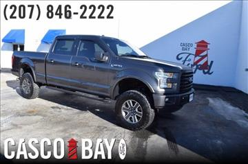 2015 Ford F-150 for sale in Yarmouth, ME