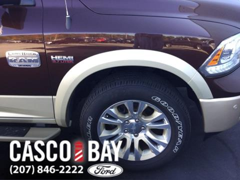 2015 RAM Ram Pickup 1500 for sale in Yarmouth, ME