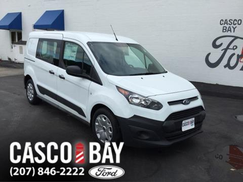 2017 Ford Transit Connect Cargo for sale in Yarmouth, ME